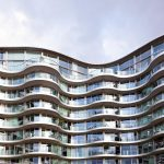 Albion Riverside, Battersea, London, England - Image: 1046, Front Elevation, Architects Foster + Partners