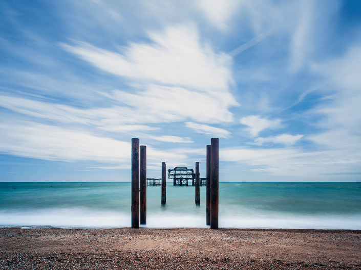 West Pier, Brighton - Image: 3425