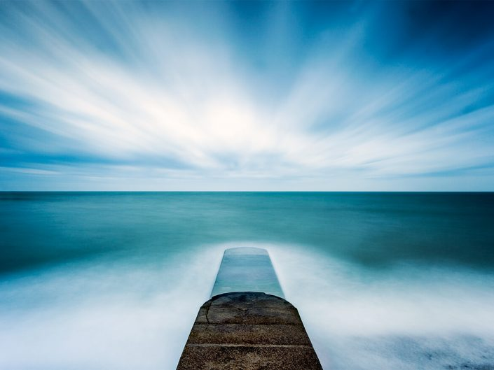 Breakwater, Brighton, UK - Image: 0729