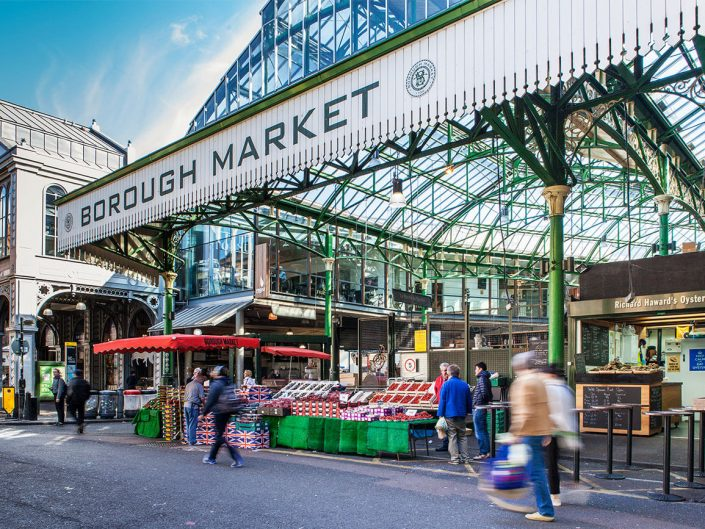 Borough Market, London - Image: 0005
