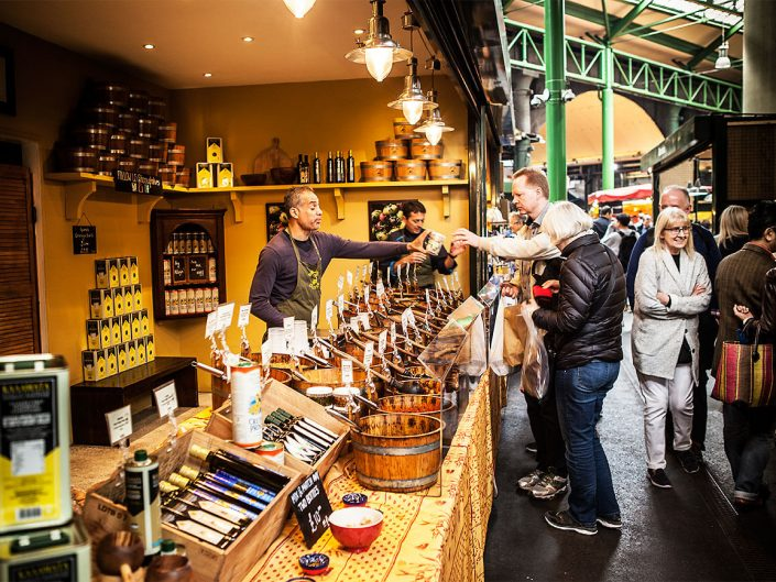 Borough Market, London - Image: 0247