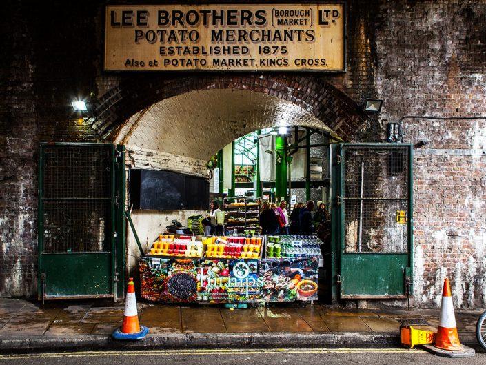 Borough Market, London - Image: 0253